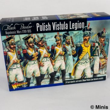 Black Powder – Polish Vistula Legion / Recenzja