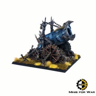 AoS – Chaos Hellcannon