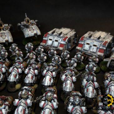 30k – White Scars Army