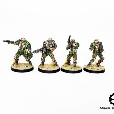 Infinity – Djanbazan Tactical Group