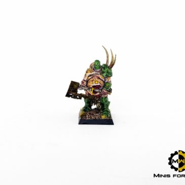 AoS – Lord of Plagues