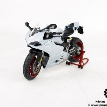 Model – Tamiya Ducati Panigale 1199