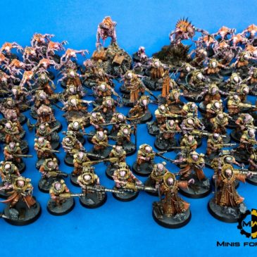 40k – Genestealer Cult / ARMY