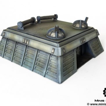 Star Wars: Legion – Imperial Bunker