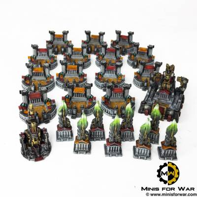 Planszówki – Lords of Hellas Terrain Expansion