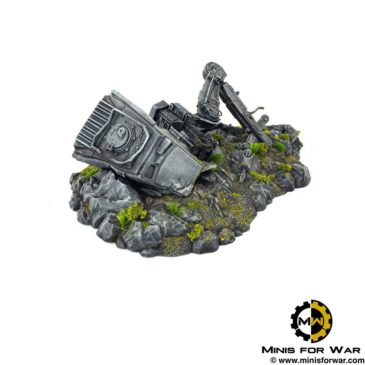 Star Wars: Legion – Downed AT-ST
