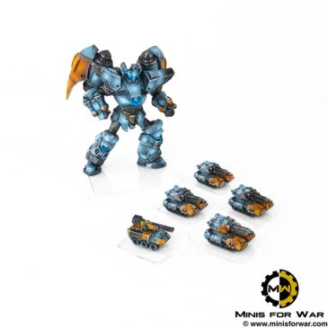 Monsterpocalypse – Protectors Starter Set