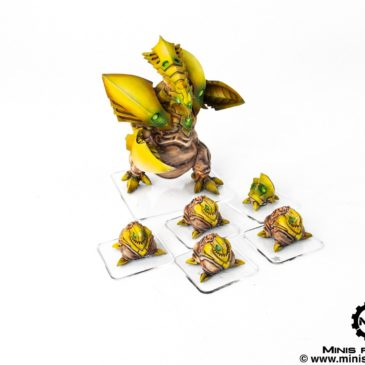 Monsterpocalypse – Destroyers Starter Set
