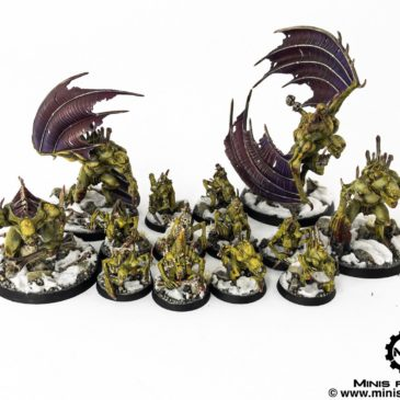 Warcry – Flesh-eater Court Warband