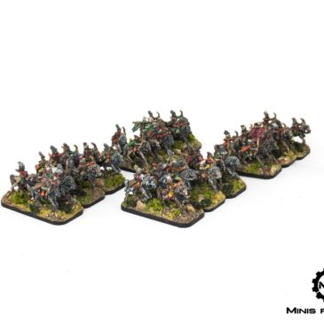 Warmaster – Imperial Cavalry / Kislev