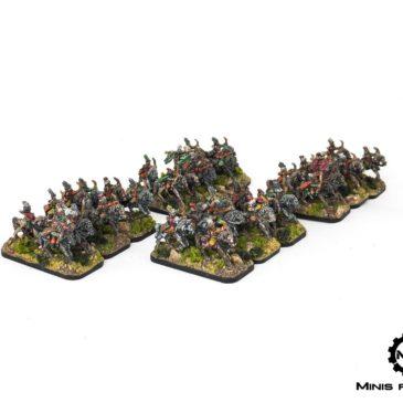 Warmaster – Imperialna Kawaleria / Kislev
