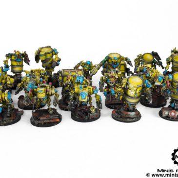 Orktober 2019 – Ork-Mech Commandos