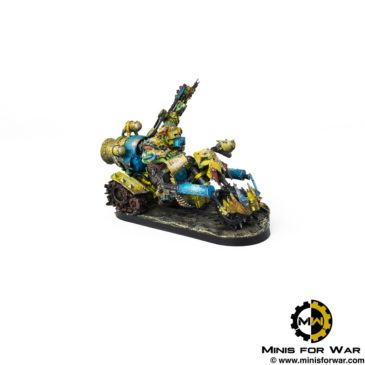 Orktober 2019 – FW Warboss on Bike