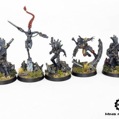 40k – Imperial Assassins