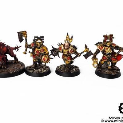 Warhammer: Underworlds – Magore's Fiends