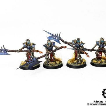 Warcry – Ossiarch Bonereapers Warband