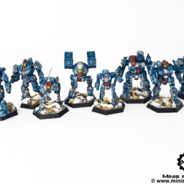 Battletech – Starter Set