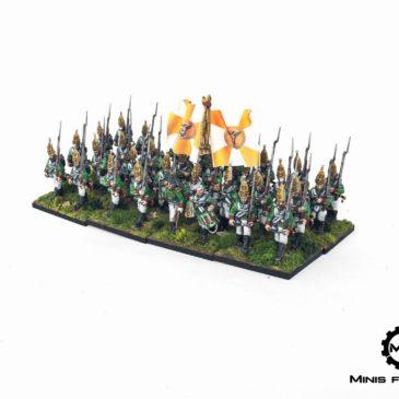 Black Powder – Russian Grenadiers
