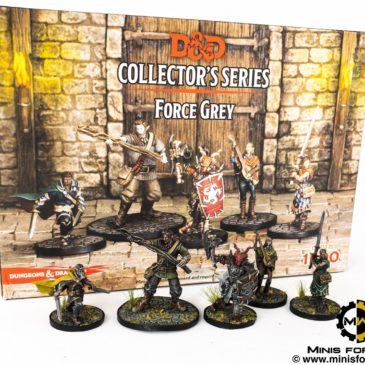 Dungeons & Dragons – Force Grey