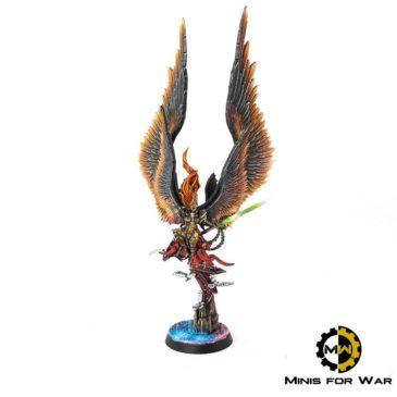 Warhammer 40k – Raging Heroes – Erzabel