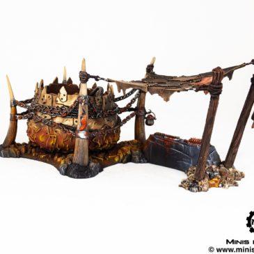 AoS – Ogres Great Mawpot