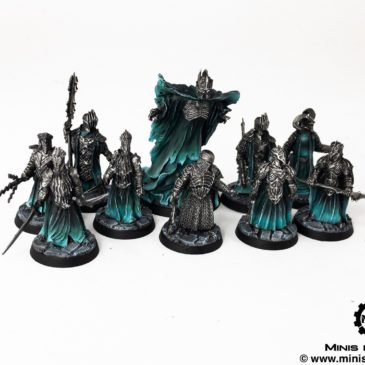LotR – Nazgul of Dol Guldur and The Necromancer
