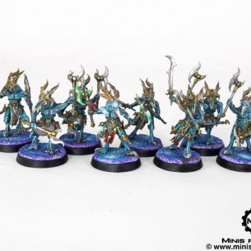 40k – Thousand Sons Kill Team