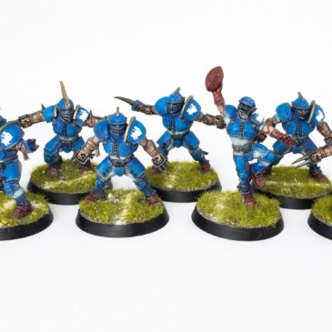 BloodBowl – Human Team