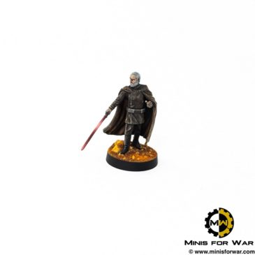 Star Wars: Legion – Count Dooku & Cpt. Rex