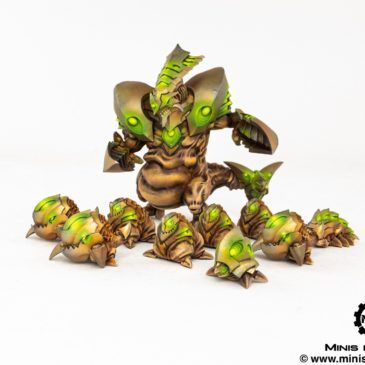 Monsterpocalypse – Destroyers Army