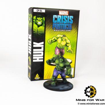 Marvel: Crisis Protocol – Hulk