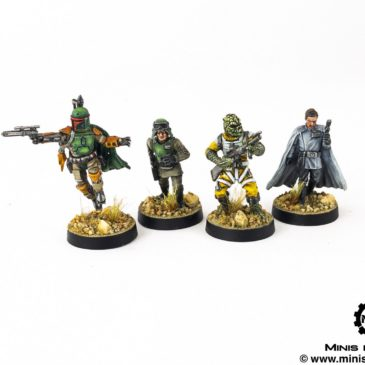 Star Wars: Legion – Classic Hero Set
