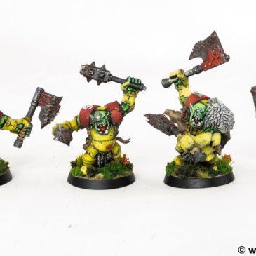 Warhammer Underworlds: Ironskull's Boyz