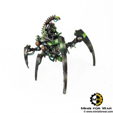 40k – Necron Army – Triarch Stalker