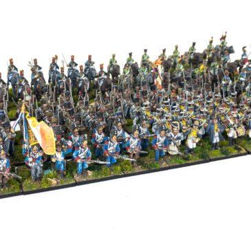 Black Powder – Big French Army / Showcase