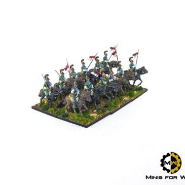Black Powder – French Line Lancers
