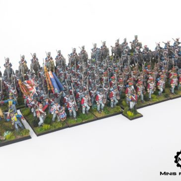 Black Powder – Big British Army / Showcase