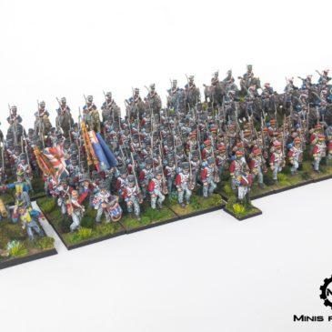 Black Powder – Big British Army / Showcase