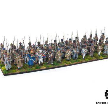 Black Powder – French Line infantry (Late)