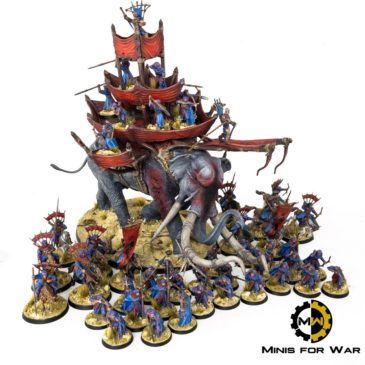 Lord of the Rings – Far Harad Army Showcase