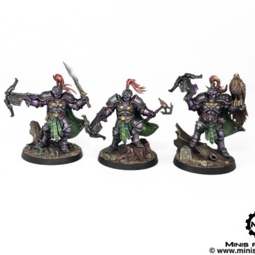 Warhammer Underworlds – The Farstriders