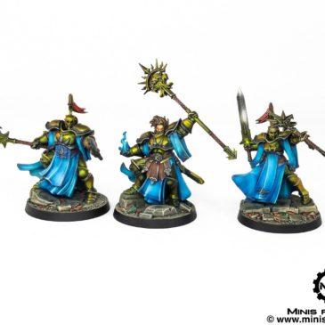 Warhammer Underworlds – Stormsire's Cursebreakers