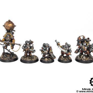 Warhammer Underworlds – Thundrik's Profiteers