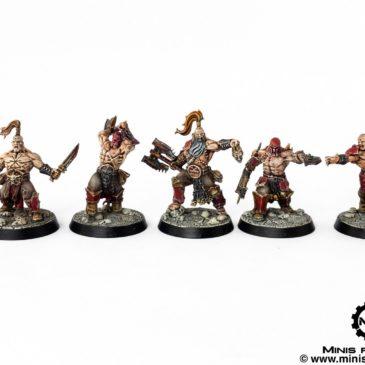 Warhammer Underworlds – Garrek's Reavers