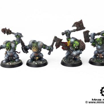 Warhammer Underworlds – Ironskull's Boyz II