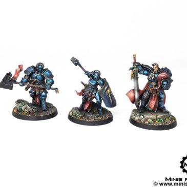 Warhammer Underworlds – Steelheart's Champions