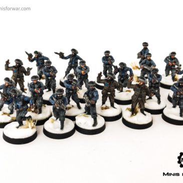 Star Wars: Legion – Rebel Fleet Troopers and Pathfinders