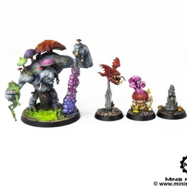 Warhammer Underworlds: Mollog's Mob