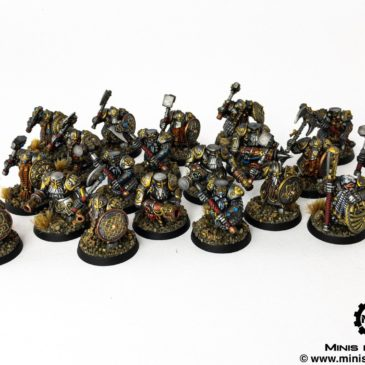 AoS – Free People – Dwarf Ironbreakers / Irondrakes