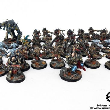 40k – Warhammer Quest: Blackstone Fortress Core Set + The Dreaded Ambull